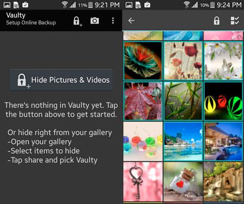 3روش جالب برای مخفی کردن عکس در اندروید , موبایل وتبلت