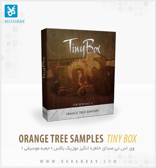 دانلود وی اس تی موزیک باکس Orange Tree Samples TinyBox