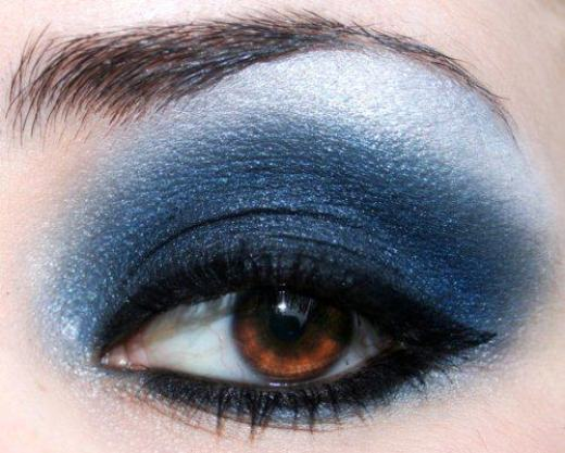 عکس های حیرت آور از آرایش چشم , آرایش و زیبایی