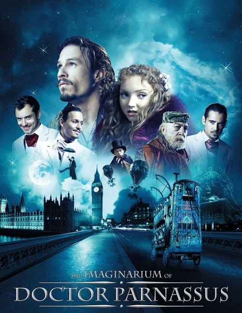 دانلود فیلم The Imaginarium of Doctor Parnassus 2009