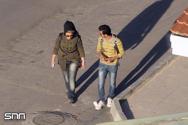 بدحجابی در دانشگاه آزاد(تصاویر) , اجتماعی