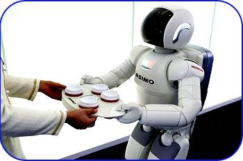 روبات ژاپنی