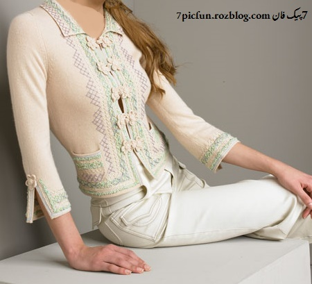 تصاویر مدل لباس سری جدید