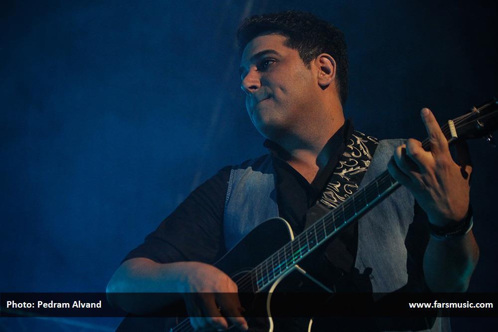 تصاویر کنسرت کرمانشاه حمید عسکری - سری دوم