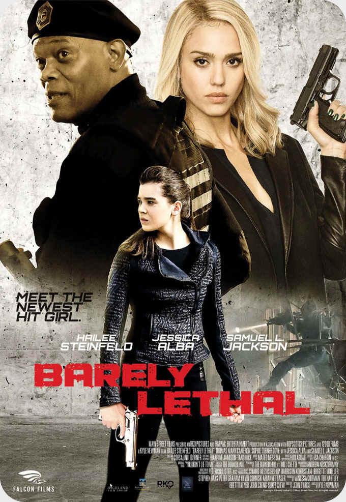 فیلم Barely Lethal 2015
