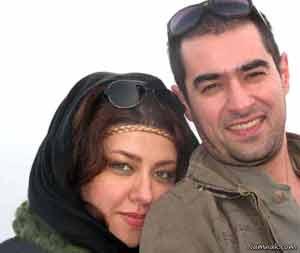گفتگو با شهاب حسینی وهمسرش , اخبار سینما