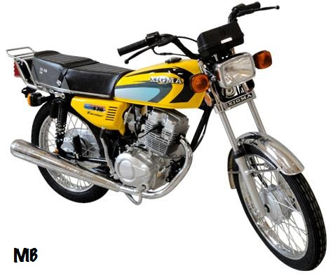 قیمت موتور زیگما 170