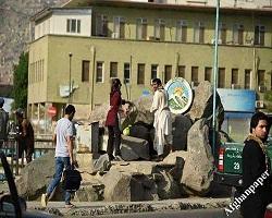 این خانم شجاع: اینجا تشناب نیست! (عکس)