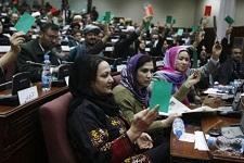 نقد بر عملکرد وکلایی پارلمان از دریچه شعری شاعر بلند آوازه وطن محمد ناصر طهوری از هرات