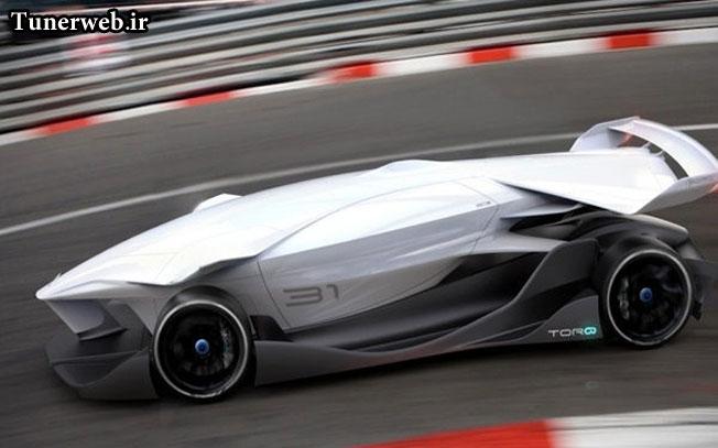 تولید خودرو بدون شیشه !!!