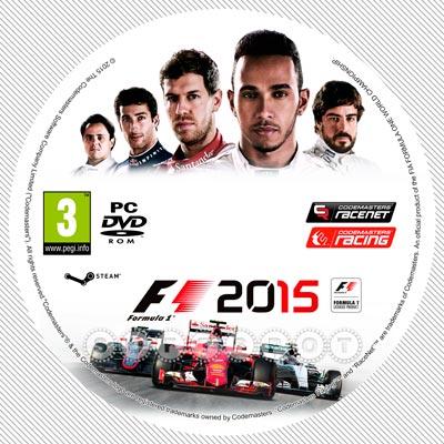 لیبلدیسک F1 2015