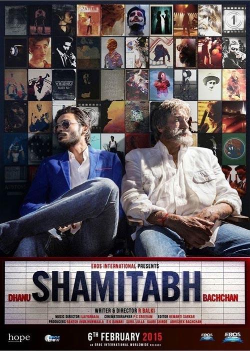 دانلود فیلم هندی Shamitabh 2015