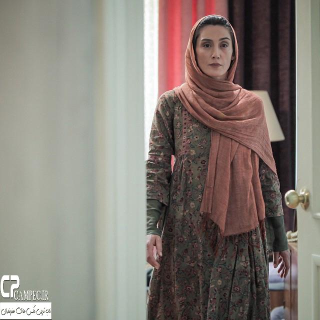 جدیدترین تصاویر هدیه تهرانی
