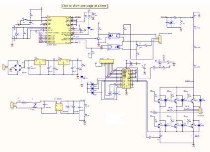 دانلود پروژه طراحی و شبیه سازی کنترل دور موتور القایی به روش شار ثابت