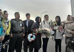 بازگشت دانش آموزان نخبه افغانستان به کشور از مسابقات علمی کنیا