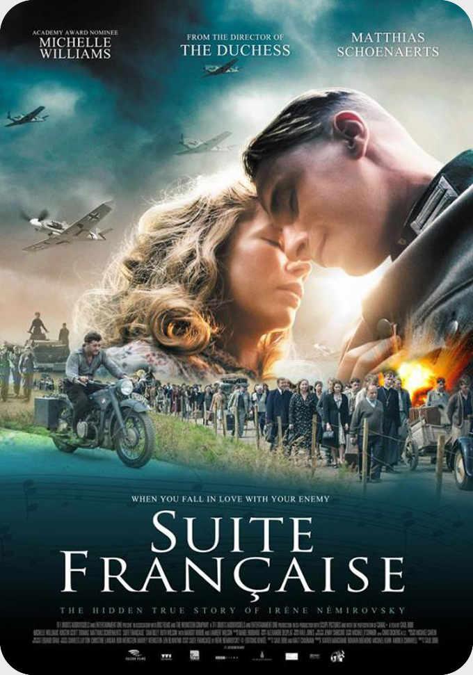 فیلم Suite Franaise 2014