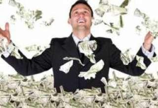 وقتی همه آرزوی پولدار شدن داریم ! , موفقیت