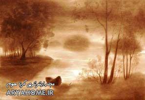 کشیدن نقاشی زیبا با نفت! , اخبار