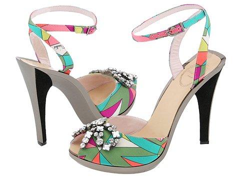مدل جدید کفش پاشنه بلند مجلسی زیبا