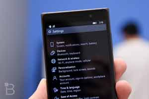 لیست گوشی هایی که با ویندوز 10 کار می کنند , موبایل