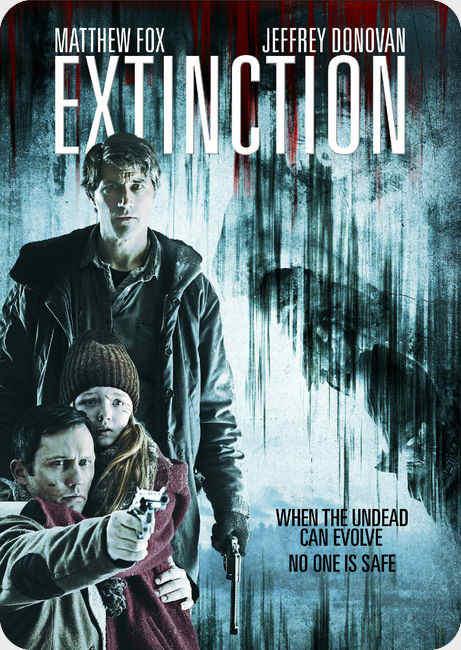 فیلم Extinction 2015