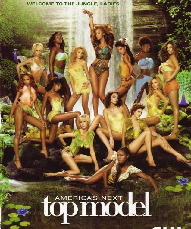 مسابقه Americas Next Top Model