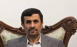واکنش عجیب احمدی نژاد , سیاسی