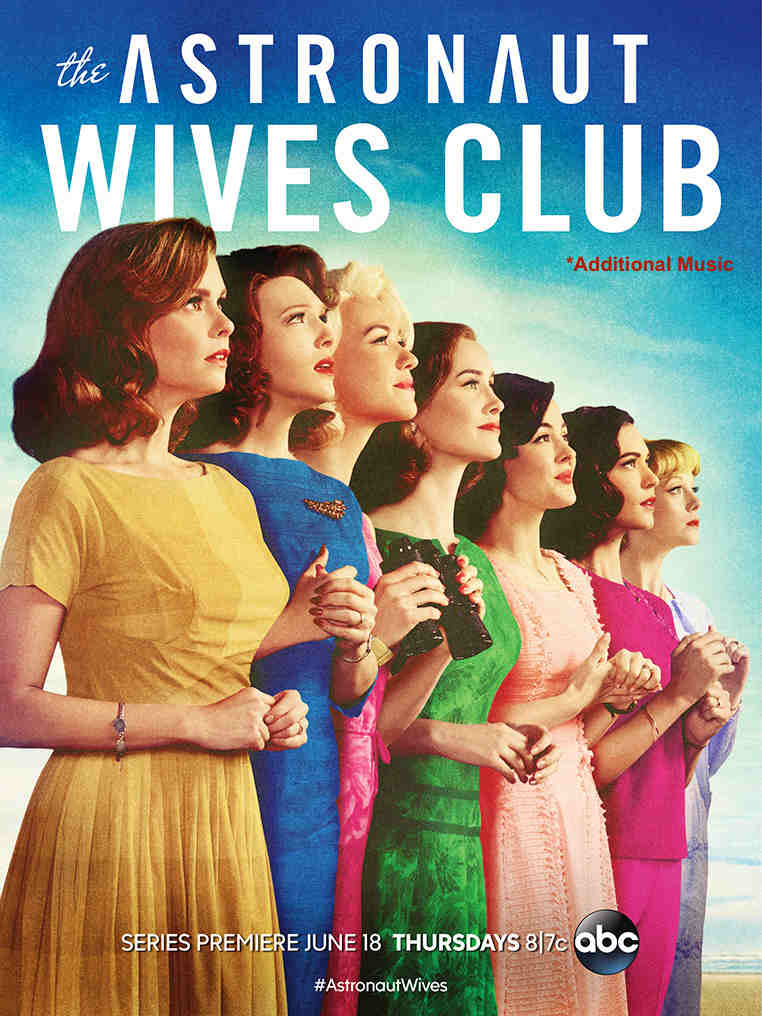 سریال The Astronaut Wives Club فصل 1