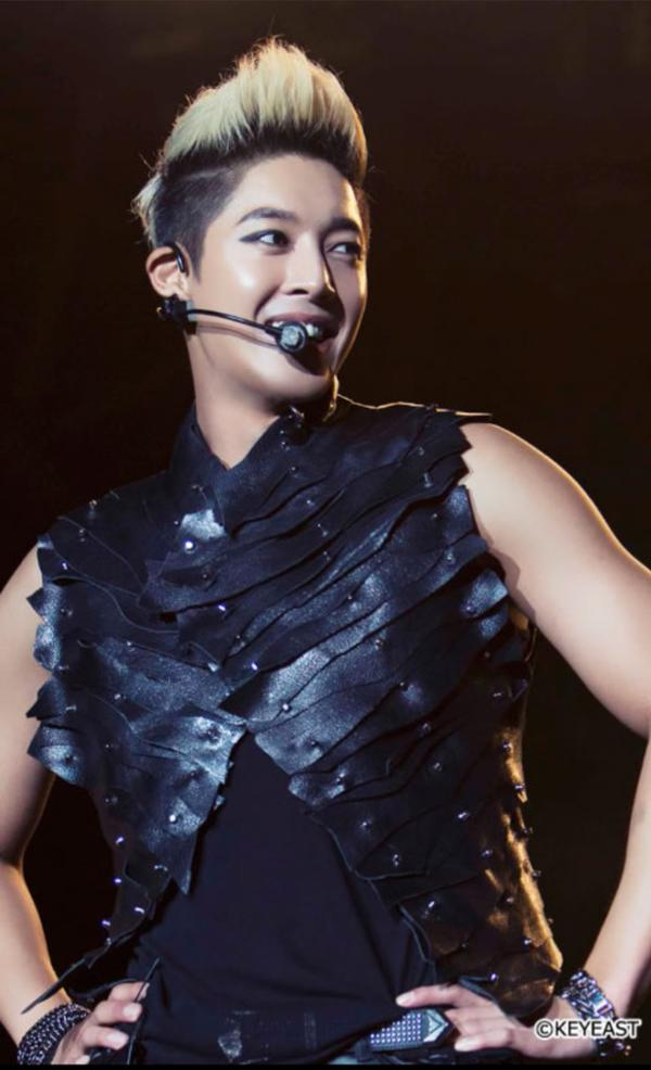 [Photo] Kim Hyun Joong - Japan Mobile Site Update [15.08.07]