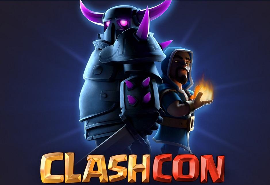 clash con