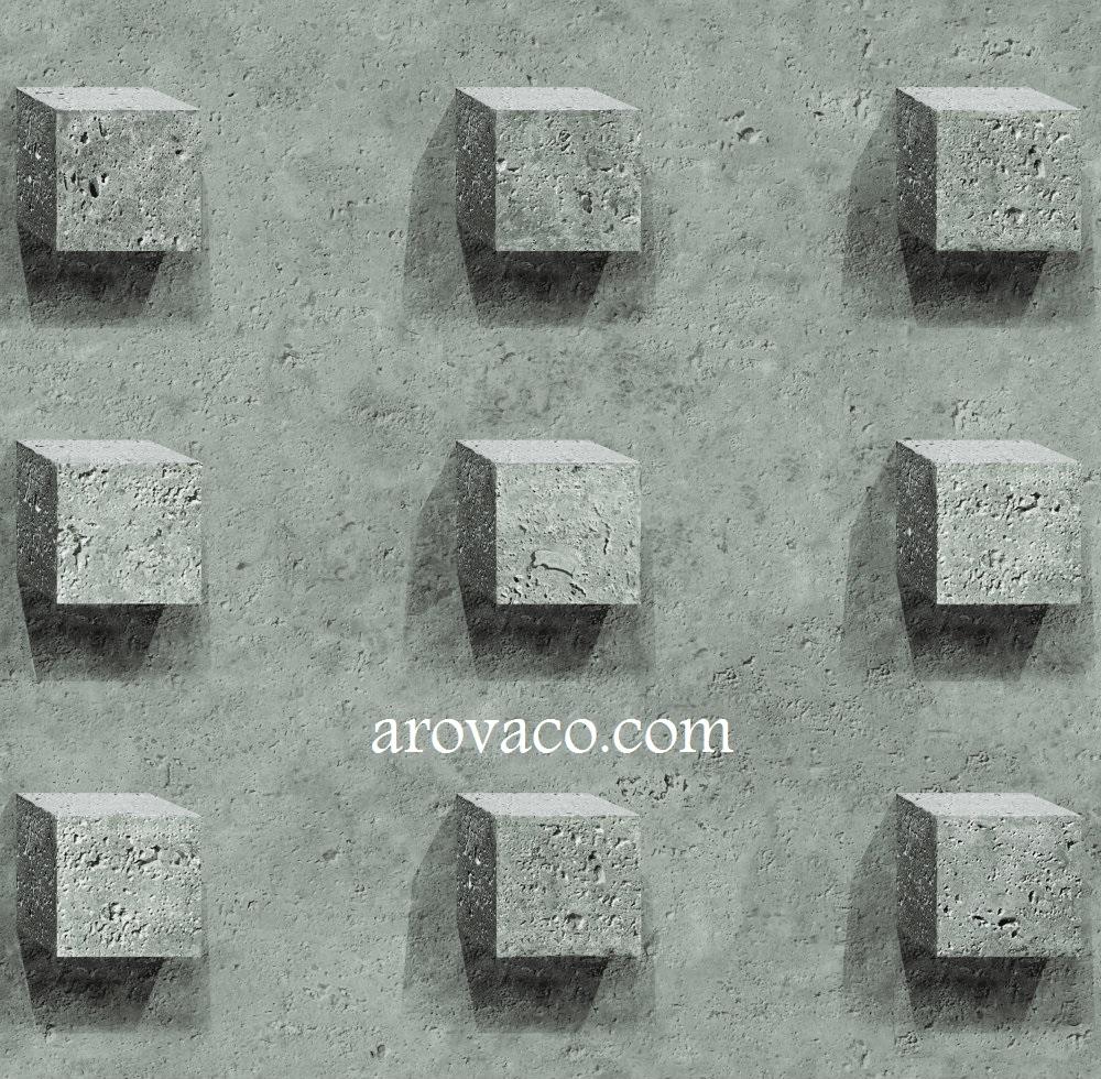 کاغذ دیواری استون تاچ