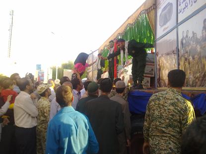18 - کاروان آلاله های گمنام غواص به شهرستان فلاورجان رسید/گزارش تصویری از شهر قهدریجان