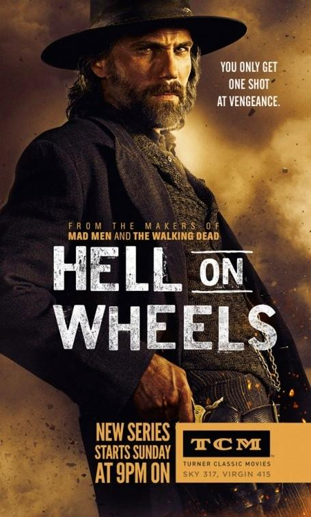 سریال Hell on Wheels
