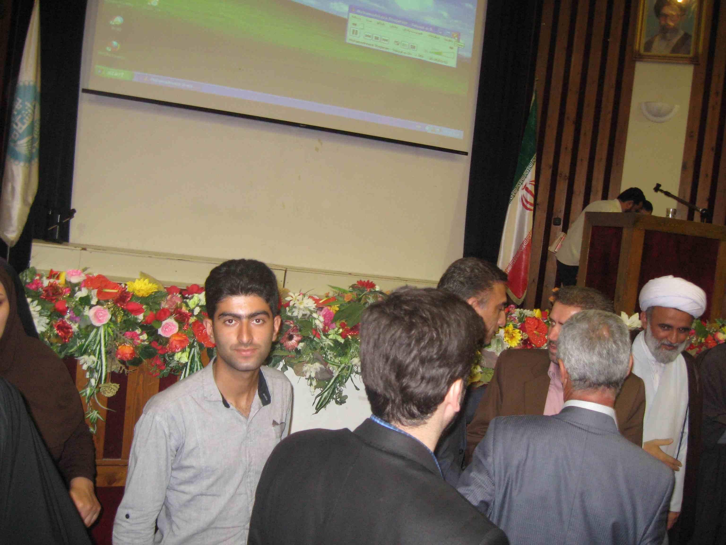 تجلیل از خبرنگاران شهرستان های تالش،رضوانشهر و ماسال