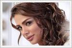 مدل عروس ایرانی با موی باز