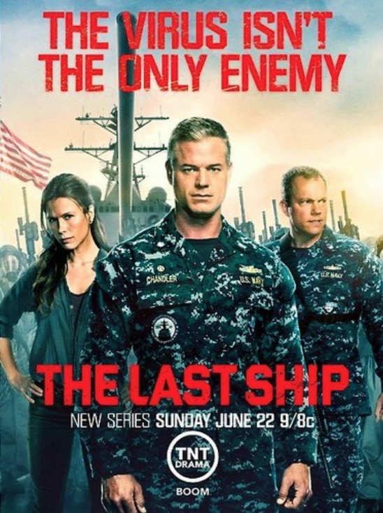 سریال The Last Ship