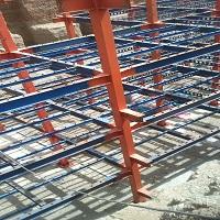 اسکلت فلزی پیش ساخته ساختمان دریاچه چیتگر