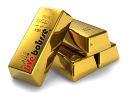 قیمت طلا در آستانه 1100 دلار