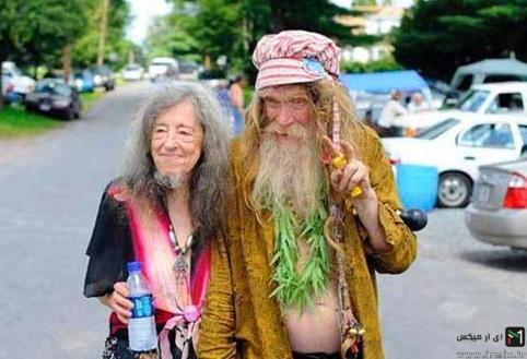 عجیب ترین زوج های تاریخ در جهان