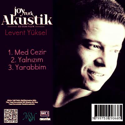 آلبوم جدید و بسیار زیبای Levent Yuksel به نام Joy Turk Akustik
