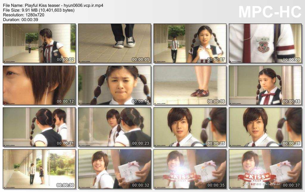 Seung Jo Collection - Playful Kiss Teaser and MV