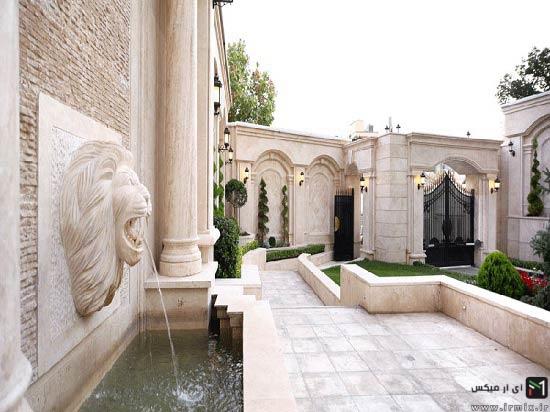 شیک ترین و عجیب ترین خانه های ایران