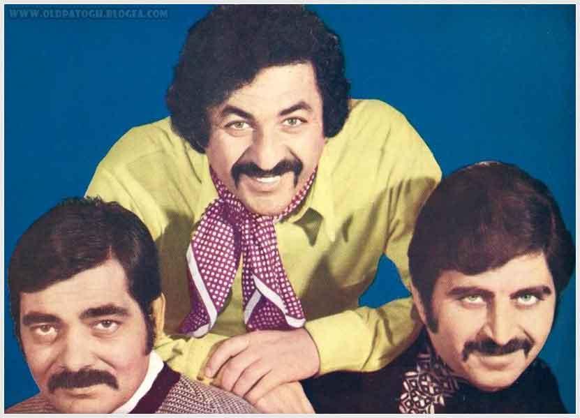 دانلود فیلم ایران قدیم سه دیوانه