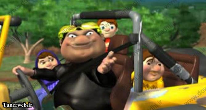تصویری از انیمیش تبلیغاتی سیا ساکتی
