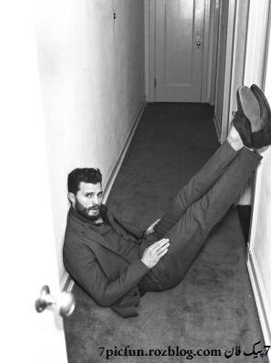 زیباترین تصاویر جیمی درنان(Jamie Dornan)
