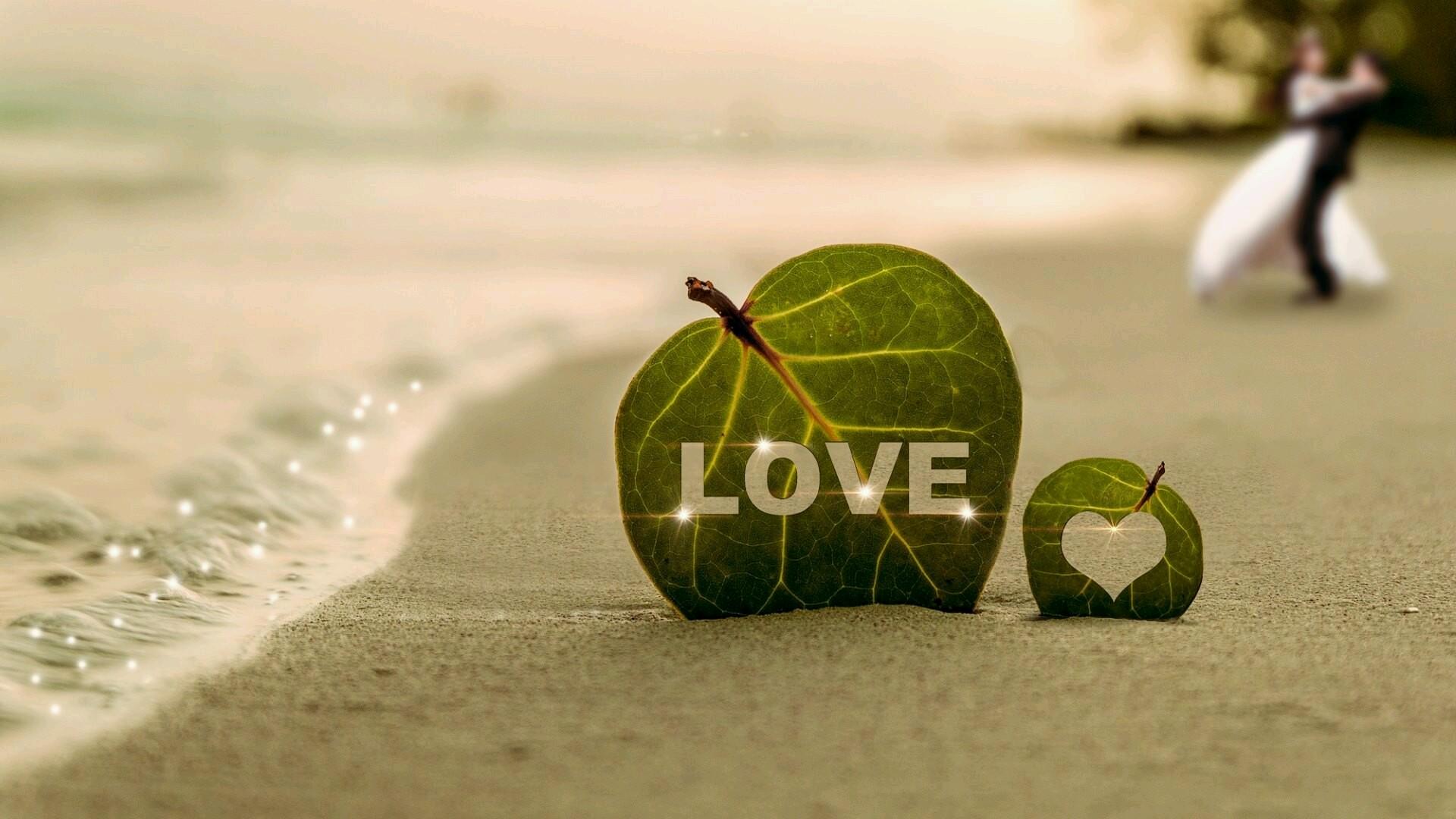 تصویر زیبای love
