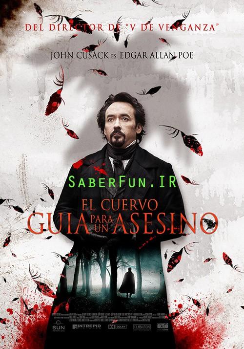 دانلود دوبله فارسی فیلم کلاغ The Raven 2012