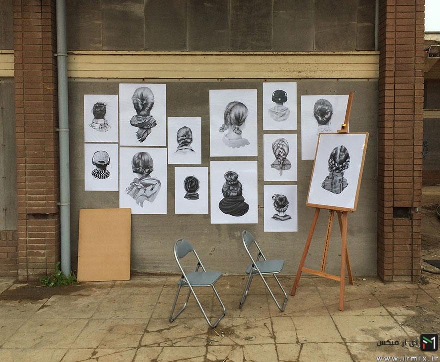تصاویر جالب و دیدنی از آثار بنسکی در Dismaland