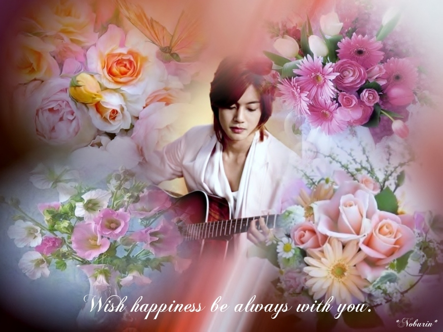 Noburin wallpaper from Kim hyun joong
