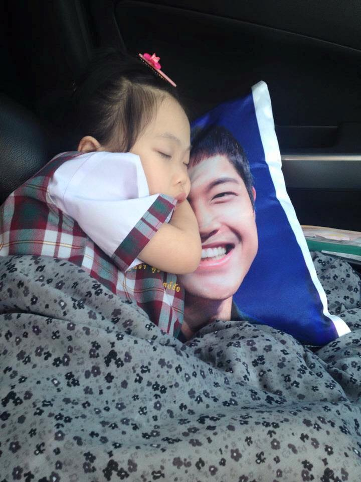 Nice dream in HJ pillow
